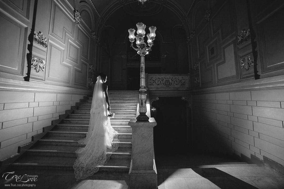 Kreative Hochzeitsfotos in Stuttgart Frankfurt München Zürich von Hochzeitsfotograf Oleg Trushkov