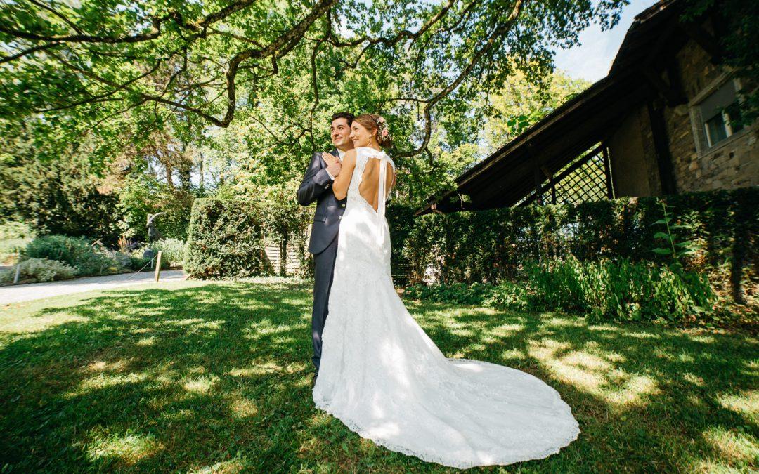 Ivelina and Simone – Wedding in Rüschlikon, Switzerland