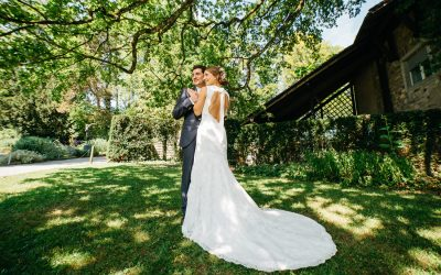 Ivelina and Simone – Wedding in Rüschlikon, Switzerland