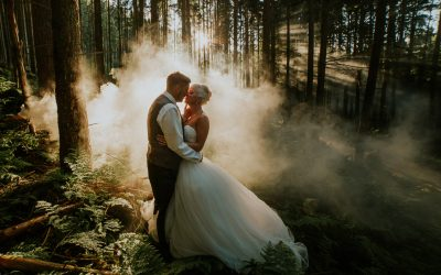 Daniela & Raphael – After wedding shooting in Schwarzwald