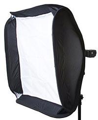 Ausrüstung für Hochzeitsfotografie - Softbox 60 x 60cm