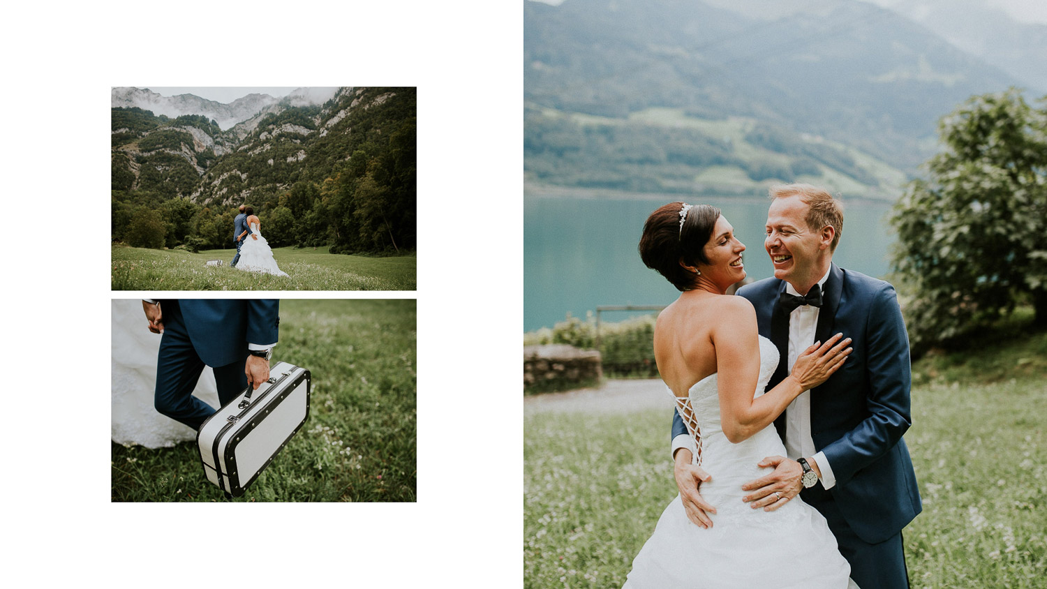 Hochzeitsfotograf in Zürich - True Love Photography