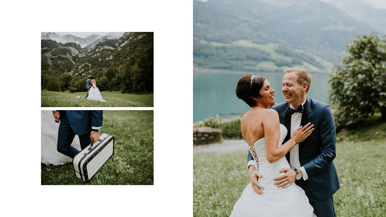 Wedding photographer in Zurich - True Love Photography