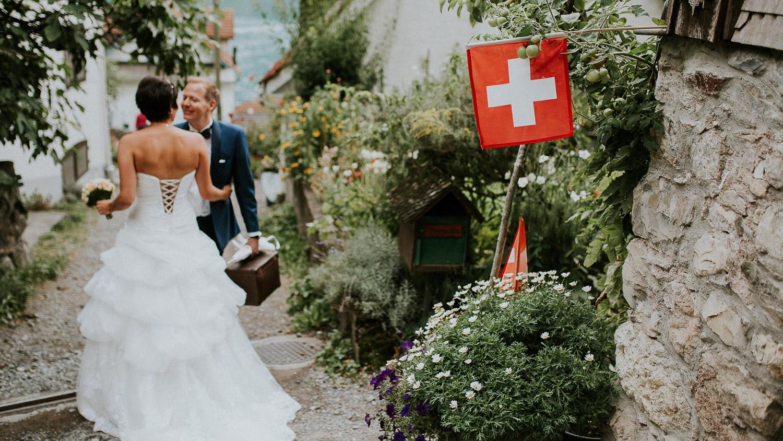 Hochzeitsfotograf Zürich - True Love Photography
