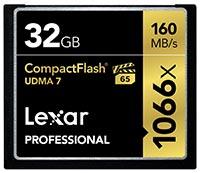 Ausrüstung für Hochzeitsfotografie - CF Memory Cards
