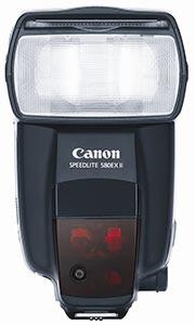 Equipment für Hochzeitsfotografie - canon 580 ex ii