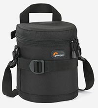 wedding photography gear - LOWEPRO Lens Case