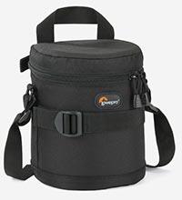 Equipment für Hochzeitsfotografie - LOWEPRO Lens Case