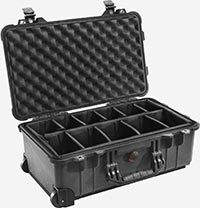 wedding photography gear - PELI 1510 Case