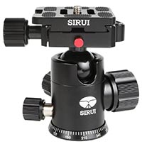 wedding photography gear - SIRUI G-10X Tripod Ball Head