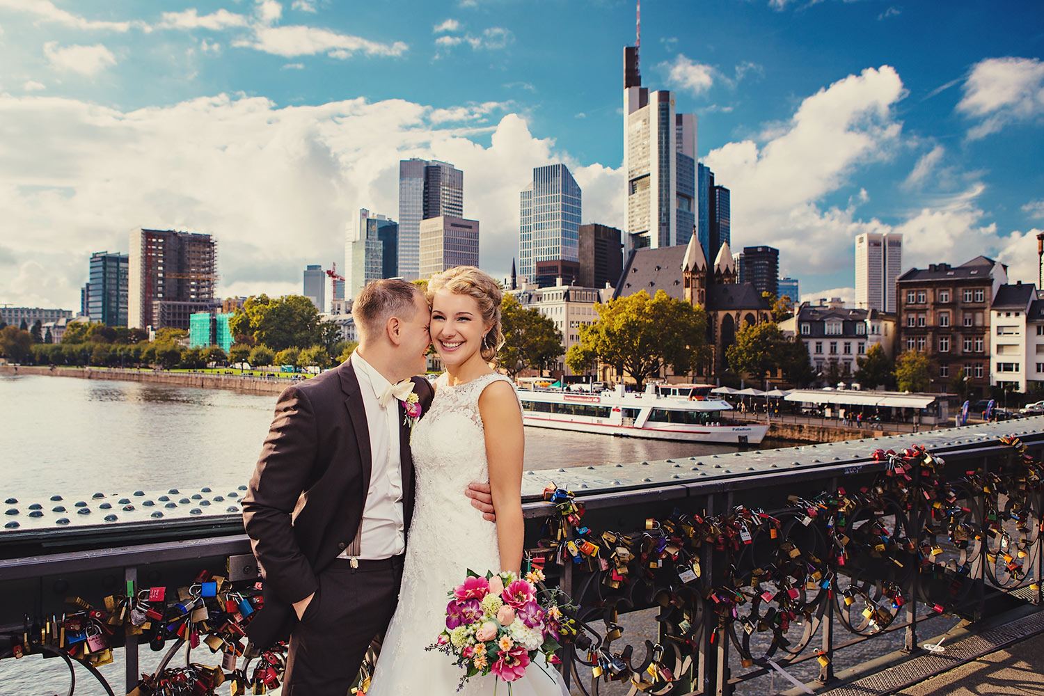 Wedding photographer in Frankfurt - True Love Photography