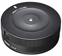 wedding photography lenses - sigma usb dock