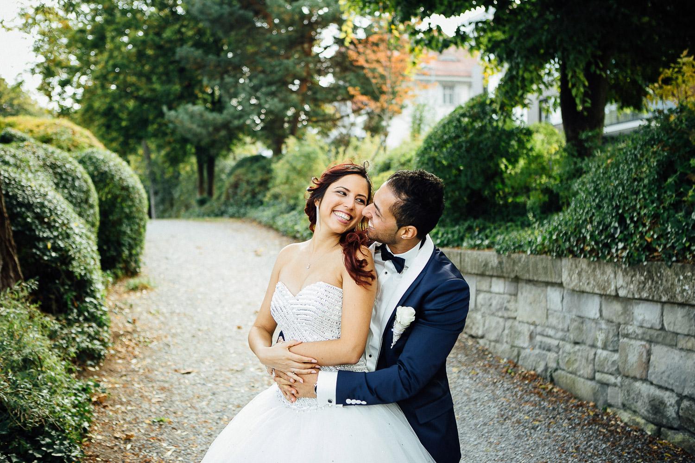 Hochzeitsreportage Zürich - True Love Photography
