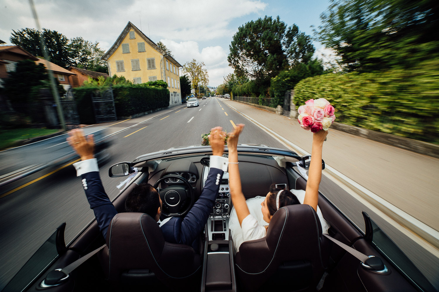 Wedding photographer in Zurich - True Love Photography