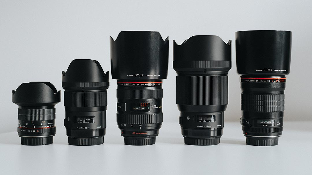 Canon Wedding Photography Lens: Wedding Photography Gear And Equipment