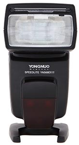wedding photography gear - YONGNUO YN 568EX II