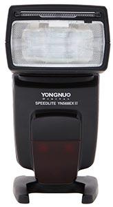 Equipment für Hochzeitsfotografie - YONGNUO YN 568EX II