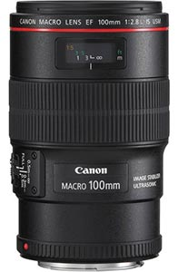 wedding photography lenses - canon 100 macro