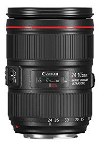 wedding photography lenses - canon 24 - 105