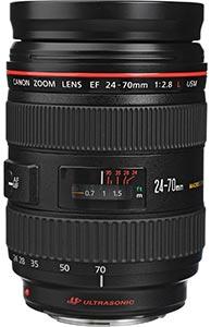 Ausrüstung für Hochzeitsfotografie - Objektiven - canon 24-70