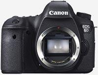 Ausrüstung für Hochzeitsfotografie - Kamera - canon 6D