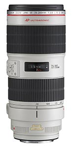 wedding photography lenses - canon 70 - 200