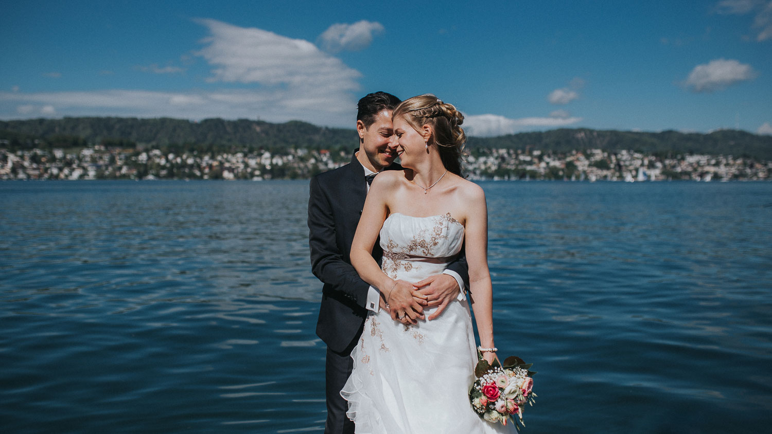 Wedding photographer in Zurich Switzerland